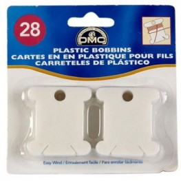Бобины пластиковые для хранения мулине DMC, арт. 6102