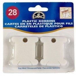 Бобіни пластикові для зберігання муліне DMC 6102