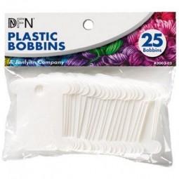 Пластиковые бобины Janlynn 25 шт., арт. 3002-02