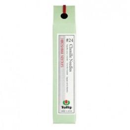 Иглы шенильные Tulip Chenille Needles №24