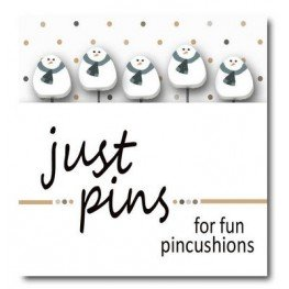 Булавки Just Frosty Just Another Button Company jp542