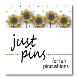 Булавки Just Sunflowers Just Another Button Company jp540