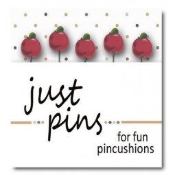 Булавки Shiny Apple Just Another Button Company jp538
