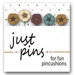 Булавки Pine Tree Pins Just Another Button Company jp202