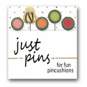Булавки Buzzin' By Just Another Button Company jp181