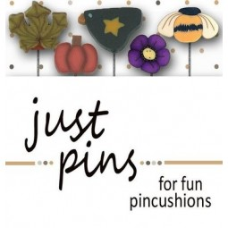 Булавки Pumpkin Harvest Just Another Button Company jp172
