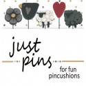 Булавки Goodness and Grace Just Another Button Company jp171