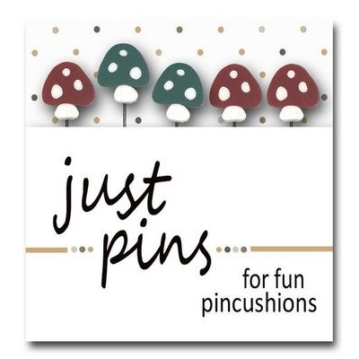 Булавки Woodsy Just Another Button Company jp166