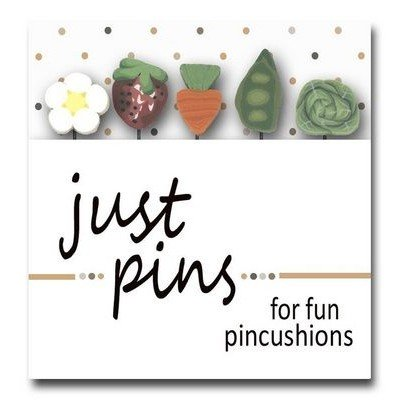 Булавки Fresh Vegetables Just Another Button Company jp163