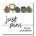 Булавки Walk in the Woods Just Another Button Company jp159