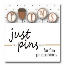 Булавки P is for Pins (Acorn) Just Another Button Company jp154