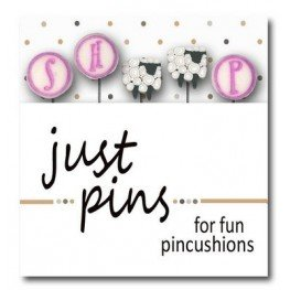 Булавки S is for Sheep Just Another Button Company jp152