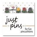 Булавки Bunny in My Garden Just Another Button Company jp149