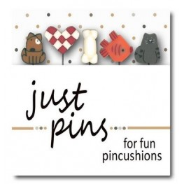 Булавки Pet Shop Just Another Button Company jp145
