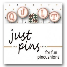 Булавки Q is for Quilt Just Another Button Company jp139