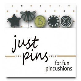 Булавки Boo Just Another Button Company jp135