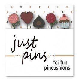 Булавки Be Mine Just Another Button Company jp125