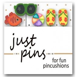 Булавки Fun in the Sun Just Another Button Company jp118