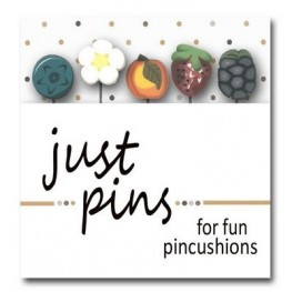 Булавки Berries and Cream Just Another Button Company jp117