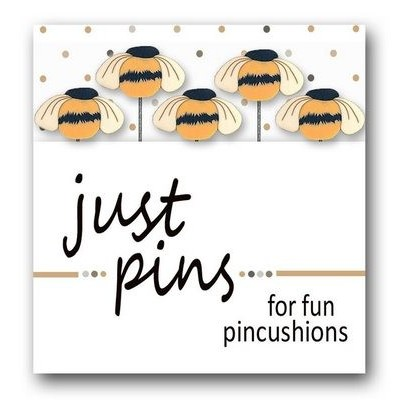 Булавки Just Bees Just Another Button Company jp113
