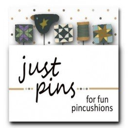 Булавки Around the Block Just Another Button Company jp111