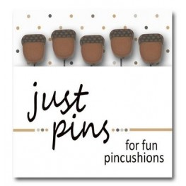 Булавки Just Acorns Just Another Button Company jp109