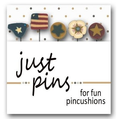 Булавки US Patriotic Assortment Just Another Button Company jp105.US