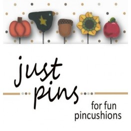 Булавки Autumn Assortment Just Another Button Company jp102