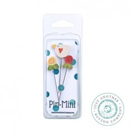 Булавки Pin-Mini Bird Song Just Another Button Company jpm456