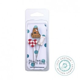 Булавки Pin-Mini Dog Lover Just Another Button Company jpm446