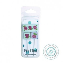 Булавки Pin-Mini Love Mini Just Another Button Company jpm445