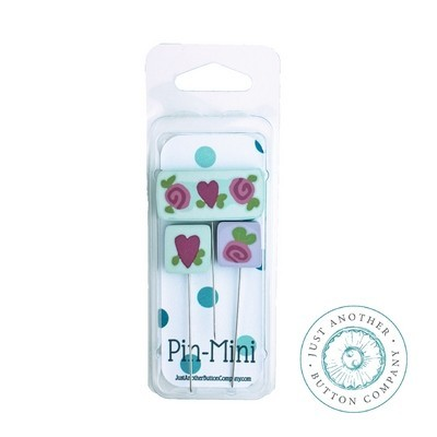 Булавки Pin-Mini Love Mini Just Another Button Company jpm445