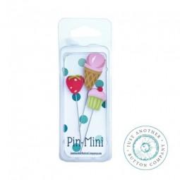 Булавки Pin-Mini Take A Bite Just Another Button Company jpm439
