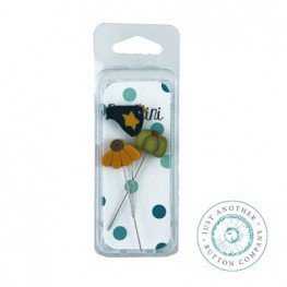Булавки Pin-Mini Autumn Song Just Another Button Company jpm435