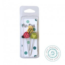 Булавки Pin-Mini Backyard Just Another Button Company jpm424