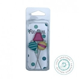 Булавки Pin-Mini Bright and Shiny Just Another Button Company jpm423