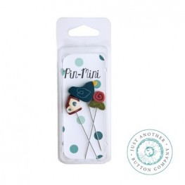 Булавки Pin-Mini Grown with Love Just Another Button Company jpm422