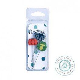Булавки Pin-Mini Halloween Haunt Just Another Button Company jpm421