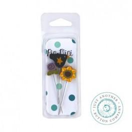 Булавки Pin-Mini Harvest Haunt Just Another Button Company jpm420