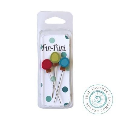 Булавки Pin-Mini Holiday Lights Just Another Button Company jpm417