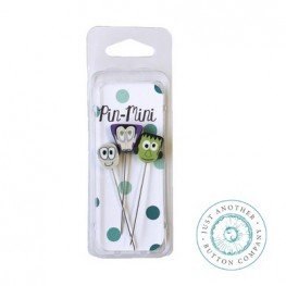 Булавки Pin-Mini Monster Just Another Button Company jpm416