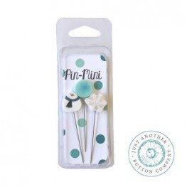 Булавки Pin-Mini Flurries Just Another Button Company jpm415
