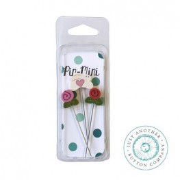 Булавки Pin-Mini Springtime Just Another Button Company jpm413