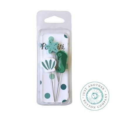 Булавки Pin-Mini Ocean Just Another Button Company jpm412
