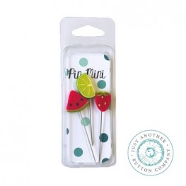 Булавки Pin-Mini Juicy Just Another Button Company jpm408