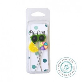 Булавки Pin-Mini Sunshine Just Another Button Company jpm404