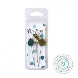 Булавки Pin-Mini Hoot Just Another Button Company jpm403