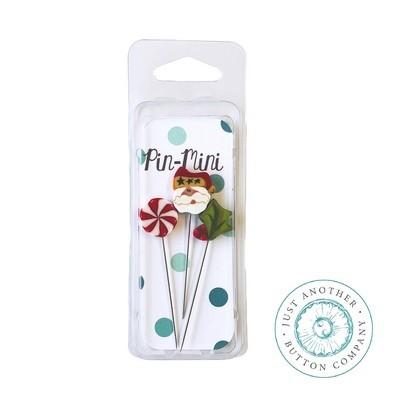 Булавки Pin-Mini Holiday Just Another Button Company jpm402