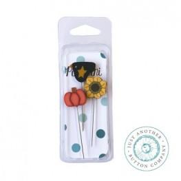 Булавки Pin-Mini Autumn Just Another Button Company jpm401