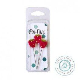 Булавки Pin-Mini Wild Strawberries Just Another Button Company jpm400
